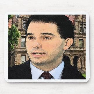 Scott Walker For President 2016 Mouse Pad
