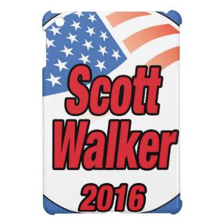 Scott Walker for president in 2016 Cover For The iPad Mini