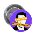 Scott Walker Just a Punk in Governor's Pants Button