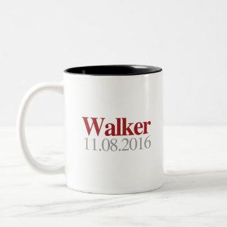 Scott Walker November 8 2016 Mug