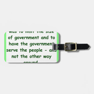 scott,walker,quote,quotation,for+president,gop,rep travel bag tags