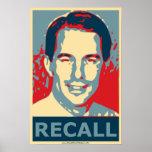 Scott Walker Recall Poster