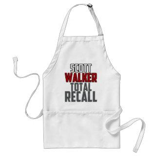Scott Walker - Total Recall Adult Apron