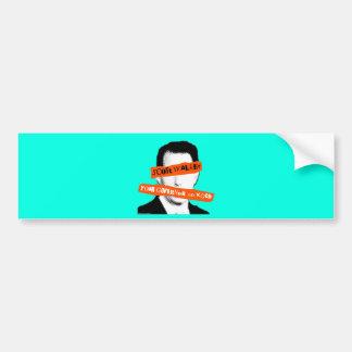 Scott Walker Your Governor on Koch Bumper Sticker