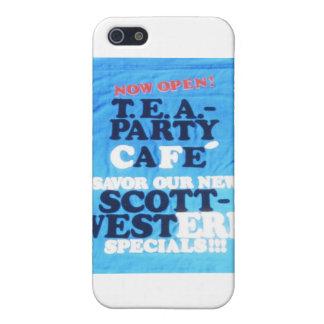 SCOTT_WEST-design iPhone 5 Cases
