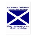 Scott Whisky St. Andrew Postcards