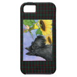 Scottie and sunflower fairy iPhone 5 covers