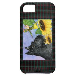 Scottie and sunflower fairy iPhone SE/5/5s case