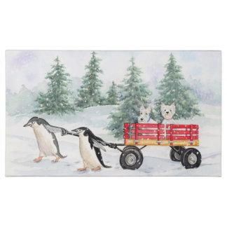 Scottie and Westie Snowy Adventures 45 Piece Box Of Chocolates