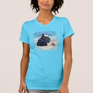 Scottie at the Beach T-Shirt