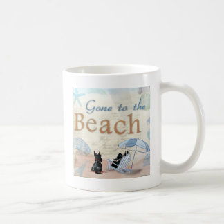 Scottie Beach Coffee Mug