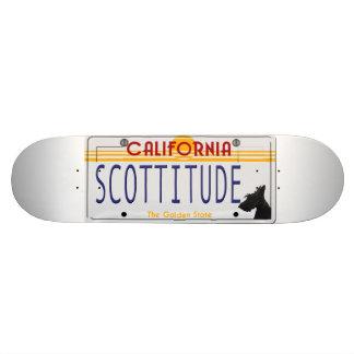 Scottie California Love Scottitude Skate Deck