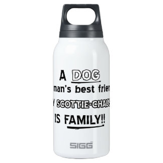 SCOTTIE-CHAUSIE Cat Designs SIGG Thermo 0.3L Insulated Bottle