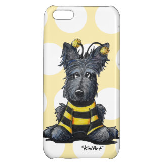 Scottie Dog Bee iPhone 5C Case