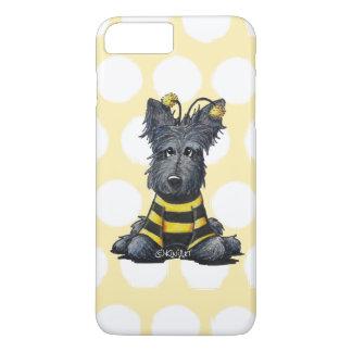 Scottie Dog Bee KiniArt iPhone 7 Plus Case