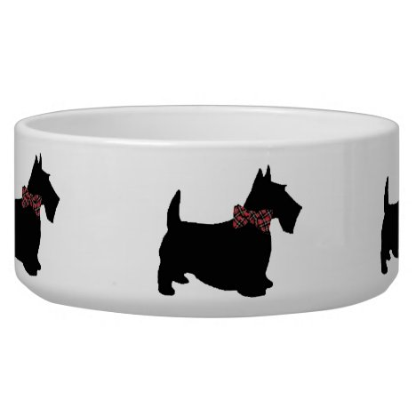 Scottie Dog Bowl
