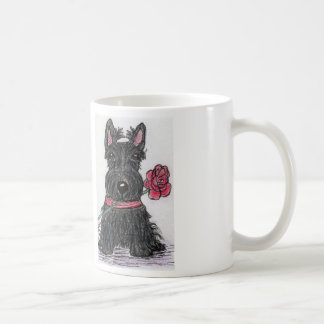 Scottie Dog mug  Birthday Valentine's Christmas