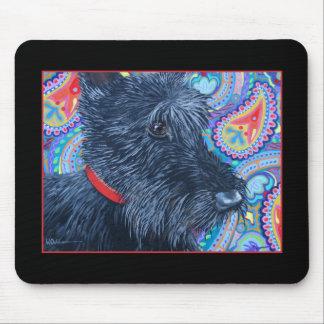 Scottie Dog Scottish Terrier Mouse Mat Mousepad