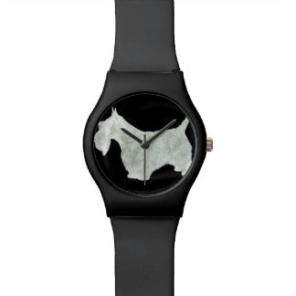 Scottie Dog Wristwatch