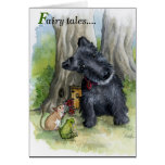 Scottie Fairy tails! Stationery Note Card