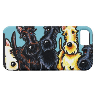 Scottie Five iPhone SE/5/5s Case
