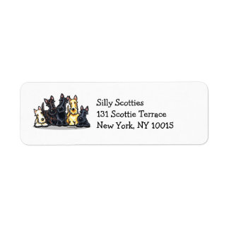 Scottie Five Label