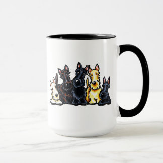 Scottie Five Mug