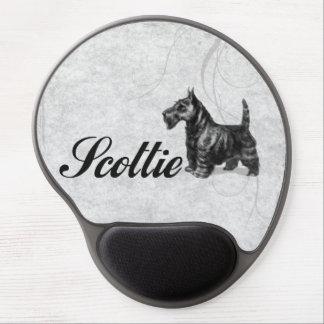 Scottie Gel Mouse Pad