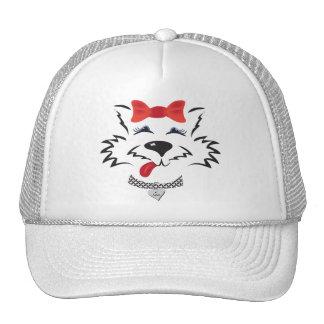 Scottie Girl Trucker Hat