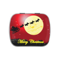 SCOTTIE Holiday Candy Tin