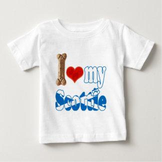 Scottie, I love my Scottie Baby T-Shirt