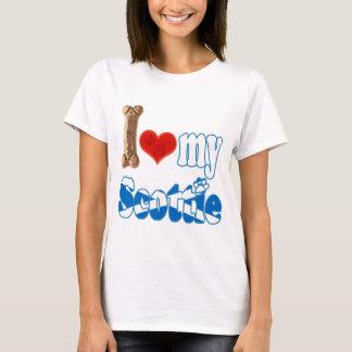 Scottie, I love my Scottie T-Shirt