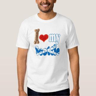 Scottie, I love my Scottie Tee Shirt