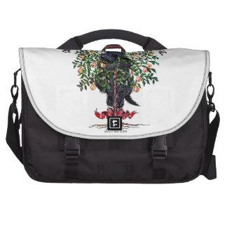Scottie in a Pear Tree Computer Bag