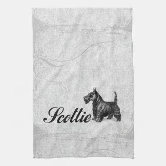 Scottie Kitchen Towels