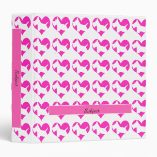 Scottie Love 3 Ring Binder