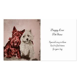 Scottie Love Business Card Template