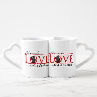 Scottie Love Mugs