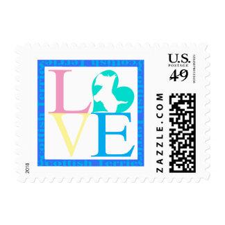 Scottie Love Stamps