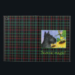 "Scottie Magic iPad cover<br><div class=""desc"">Cover your iPad in Scottie style with a touch of magic. Celebrate the magic of nature,  Scotties,  fairies,  and sunflowers! Magic!</div>"