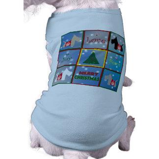 Scottie Merry Christmas Shirt