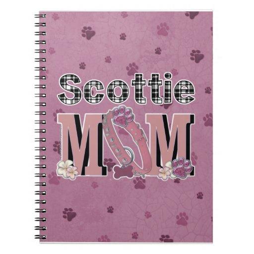 Scottie MOM Notebooks