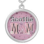Scottie MOM Personalized Necklace
