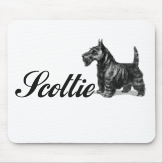 Scottie Mouse Pad