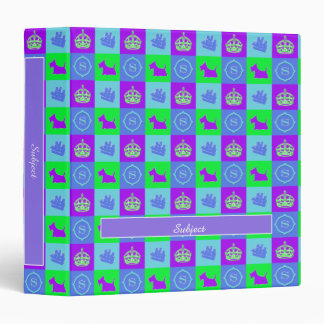 Scottie No. 15 Color Fun Binder