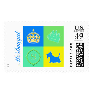 Scottie No. 15 Color Fun Stamp