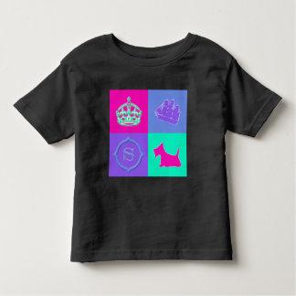 Scottie No. 15 Color Fun Toddler T-shirt