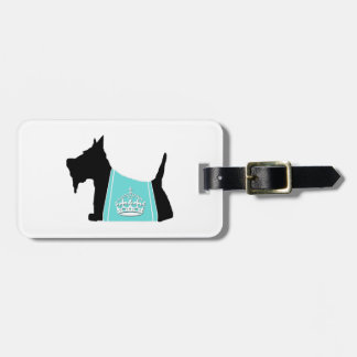 Scottie No. 15 Royal Crown Tags For Bags