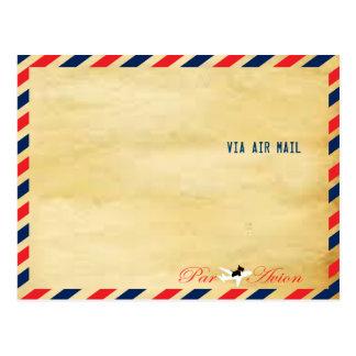 Scottie No 8 Postcard