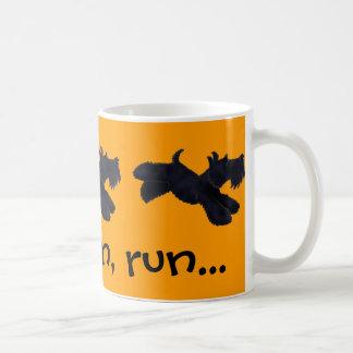 Scottie Run Mug